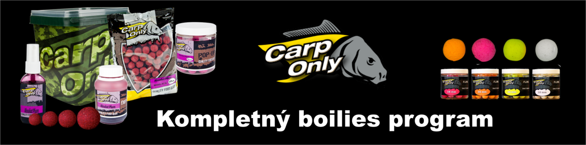 Carp Only boilies