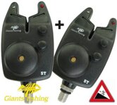 Signalizátor Giants Fishing Bite Alarm ST ( 12V Baterie) 1+1