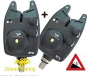 Signalizátor Giants Fishing Bite Alarm STD ( 12V Baterie) 1+1