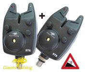Signalizátor Giants Fishing Bite Alarm STR ( 12V Baterie) 1+1