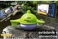 Vexilar Sonarphone SP100 Wifi sonar Navico