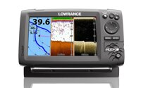Sonar s GPS LOWRANCE Hook-7 Chirp/DSI so sondou