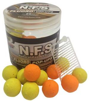 STARBAITS Boilies pop up Fluo Concept N.F.S. 14mm - 80g