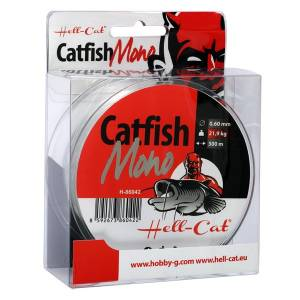 Vlasec Hell-Cat Catfish Mono Clear 0,65mm, 300m