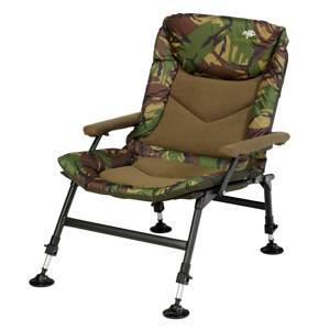 Sedačka Giants Fishing Compact Fleece Camo Chair