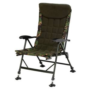 Sedačka Giants Fishing Komfy Camo Chair