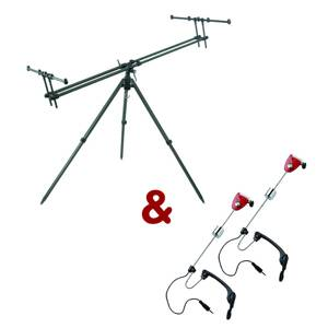Mivardi SET Tripod Monster + 2ks Swinger 135