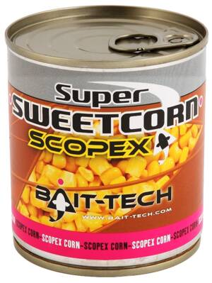 Bait-Tech Kukurica Super Sweetcorn Scopex 300g