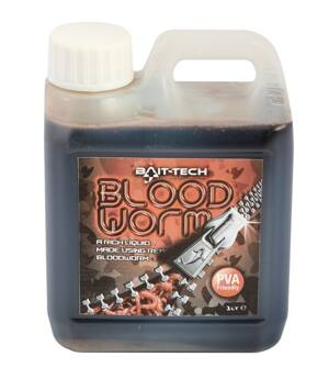 Bait-Tech Tekutá zálievka Bloodworm Liquid 1litr