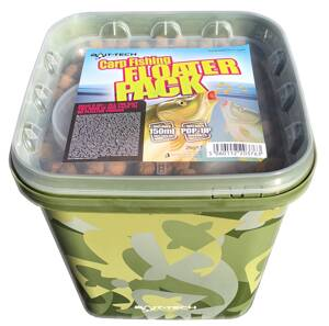 Bait-Tech Mix Carp Fishing Floater Pack
