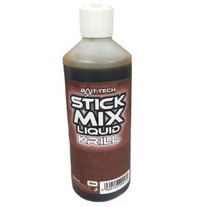 Bait-Tech Tekutý olej Stick Mix Liquid Krill 500 ml