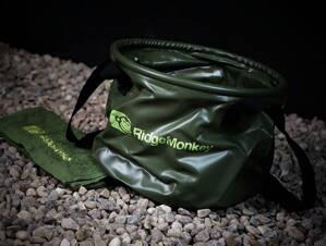 RidgeMonkey skladacie vedro Collapsible Water Bucket MK2