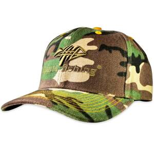 Šiltovka Giants Fishing Cap Camo GL