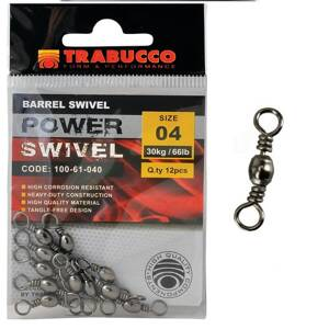 Trabucco obratlík Barrel Swivel 12ks