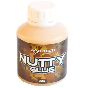 Bait-Tech Tekuté spojivo Nutty Glug 250ml