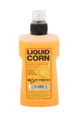 Bait-Tech Tekutá esencia Liquid Corn 250ml