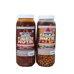 Bait-Tech Tigrí orech Hot Chilli Growlers Tiger Nuts Jar 2,5lit