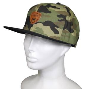Giants Fishing Šiltovka Flat Cap Camo