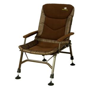 Sedačka Giants Fishing RWX Plus Fleece Chair